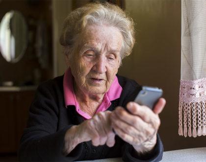 Idosos e tecnologia: relação cada vez mais intensa precisa de limites