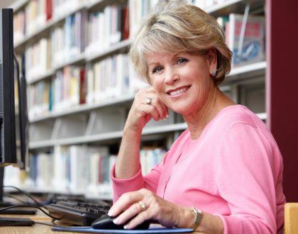 Universidades americanas incluem idosos saudáveis no currículo