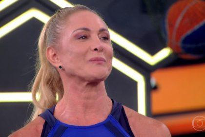 Hortência Marcari jogadora de basquete Tá brincando Globo