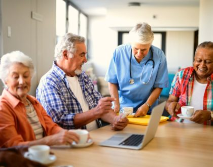 Habitação para uma população em envelhecimento