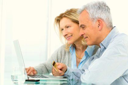 Mais da metade dos idosos estão comprando produtos on-line