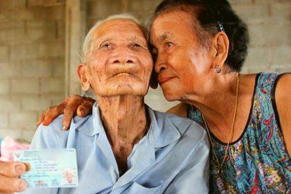Homem tailandês pode ser a pessoa mais velha do mundo
