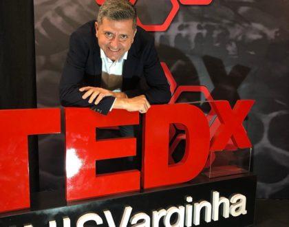 Silvers: Uma breve história do futuro da humanidade TEDxUNISVarginha